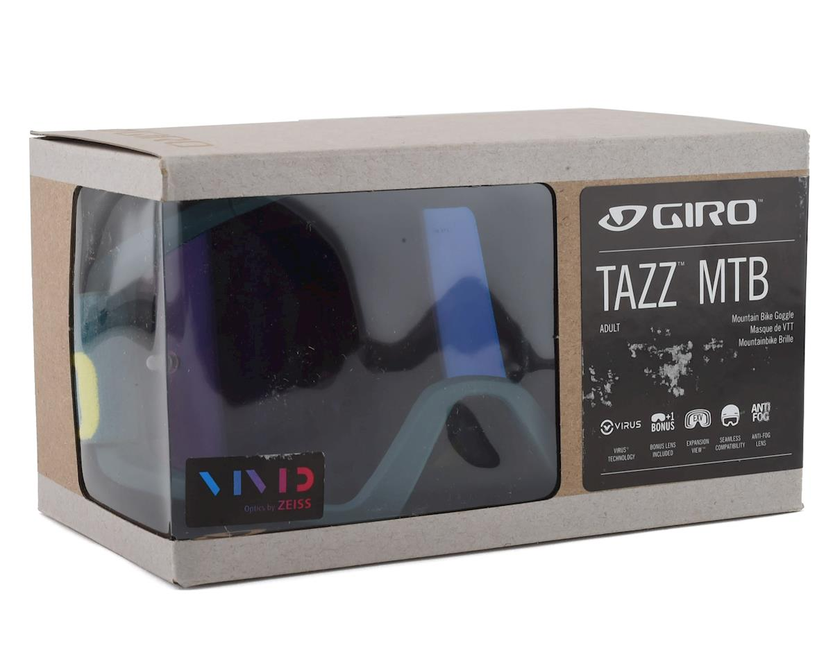 Giro Tazz Mountain Goggles (True Spruce/Citron) (Trail Vivid)