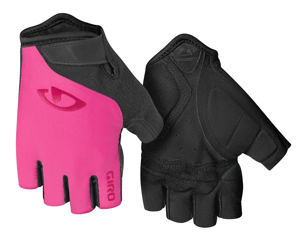 Giro Jag'ette Women's Gloves (Pink) (L)