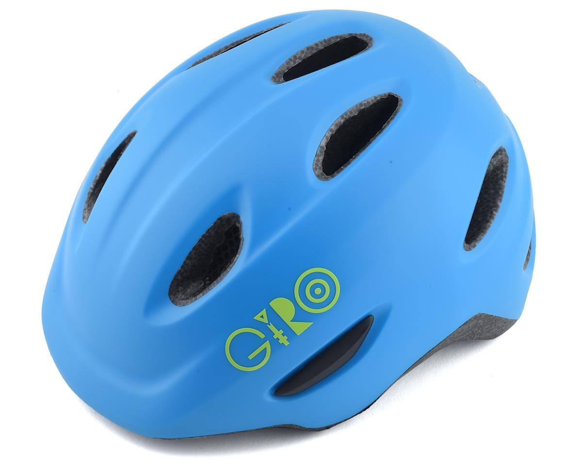 Giro Kid's Scamp MIPS Helmet (Matte Blue/Lime) (S)