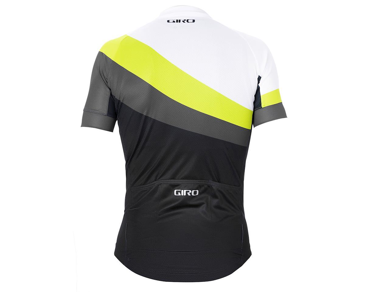 Image 2 for Giro Men's Chrono Sport Short Sleeve Jersey (Citron Green Render) (M)