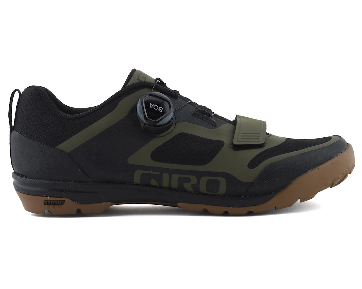 Giro Ventana Mountain Bike Shoe (Black/Olive) (39)