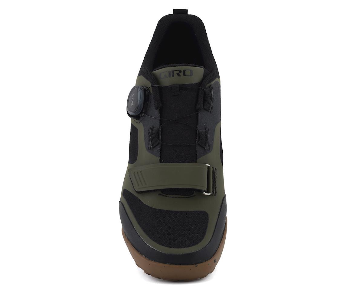 Giro Ventana Mountain Bike Shoe (Black/Olive) (41)