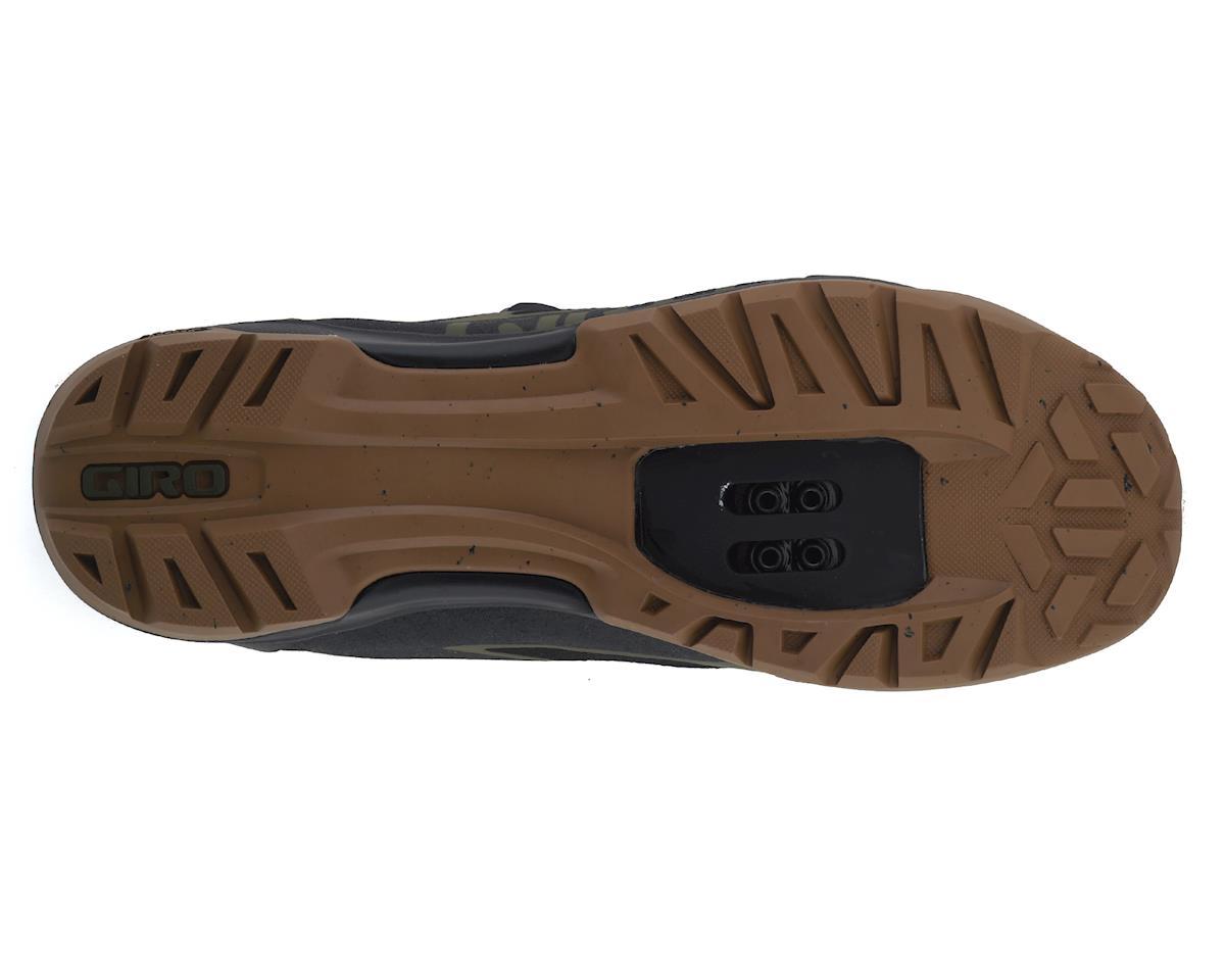 Giro Ventana Mountain Bike Shoe (Black/Olive) (47)