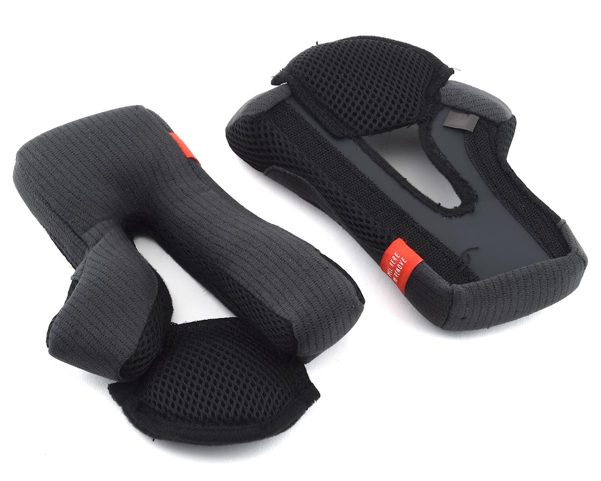 Giro Cipher Helmet Replacement Cheek Pads (Black) (36mm) (L)
