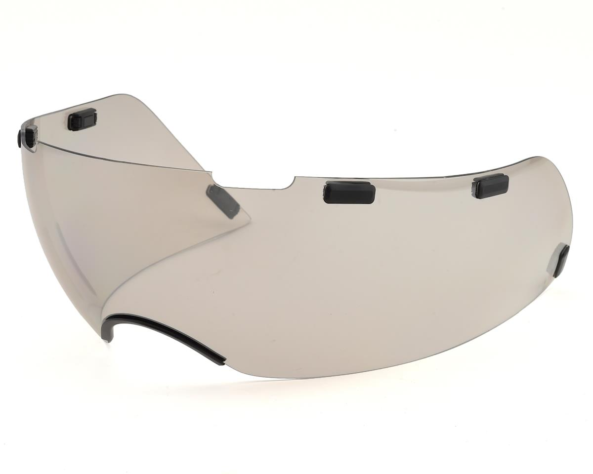 Giro AeroHead Replacement Eye Shield (Clear/Silver)