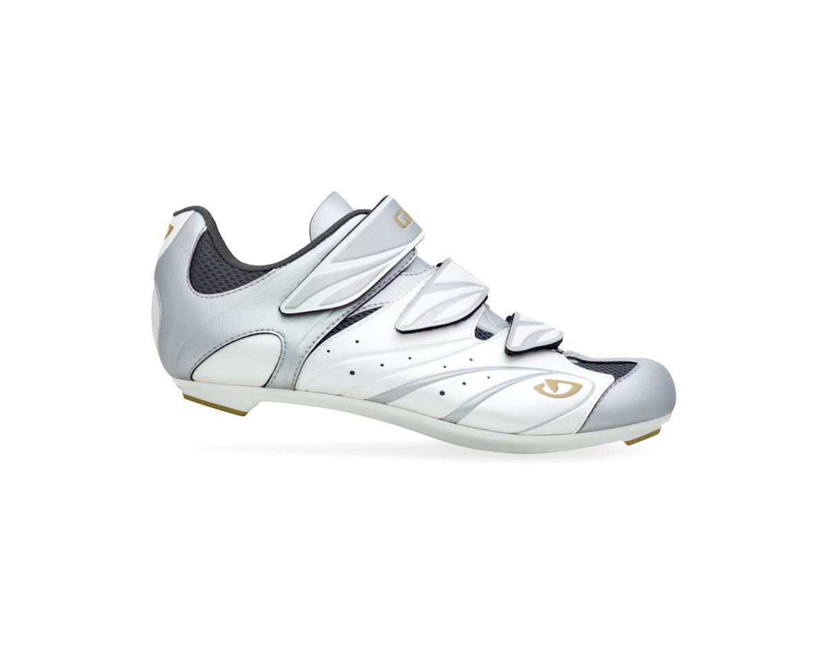 Giro Women's Sante Road Shoes (White) (43) (36)