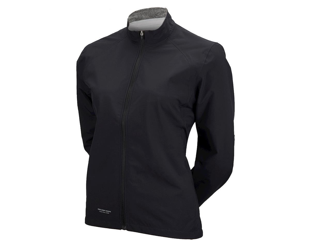 Giro Women's Neo Rain Jacket - Closeout (Jet Black) (Extra Large)