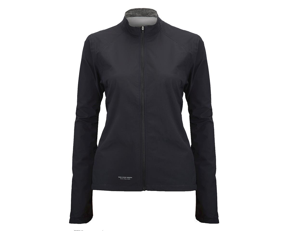 Image 2 for Giro Women's Neo Rain Jacket - Closeout (Jet Black) (Extra Large)