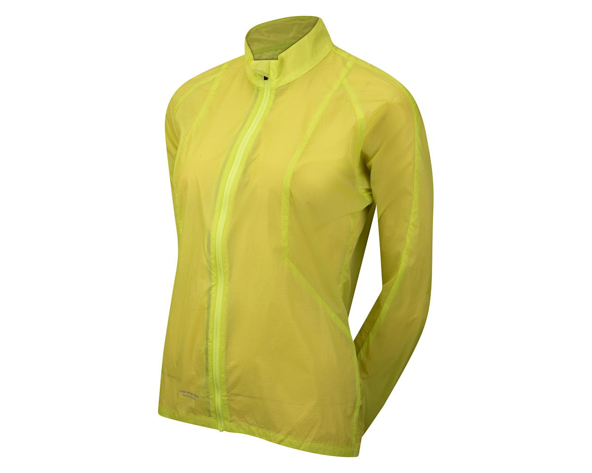 Giro Women's Wind Jacket - Closeout (Wild Lime) (Extra Large)