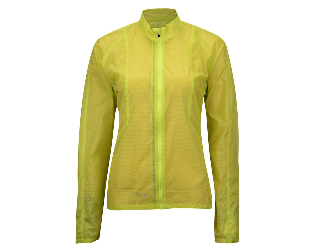 Image 2 for Giro Women's Wind Jacket - Closeout (Wild Lime) (Extra Large)