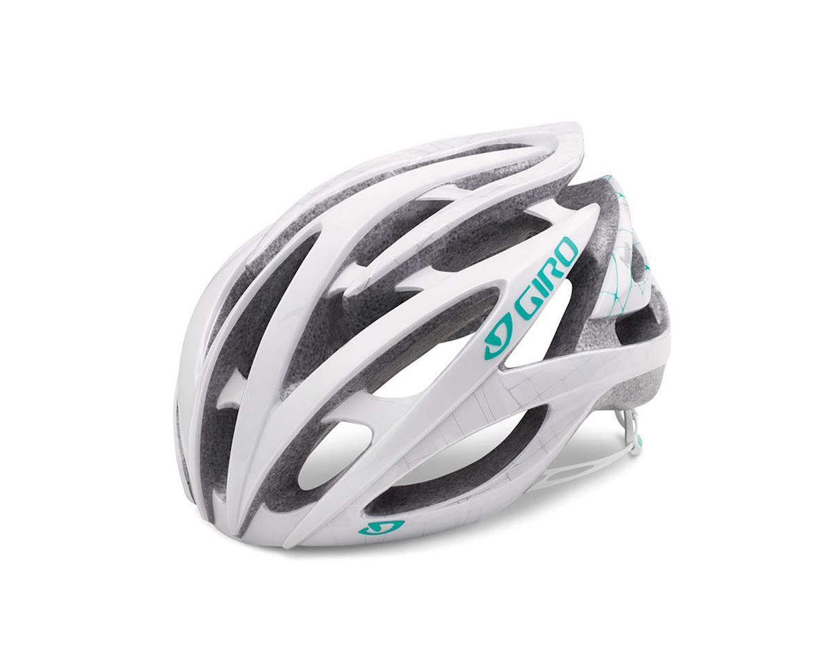 Giro Amare II Women's Road Helmet (White) (Medium)