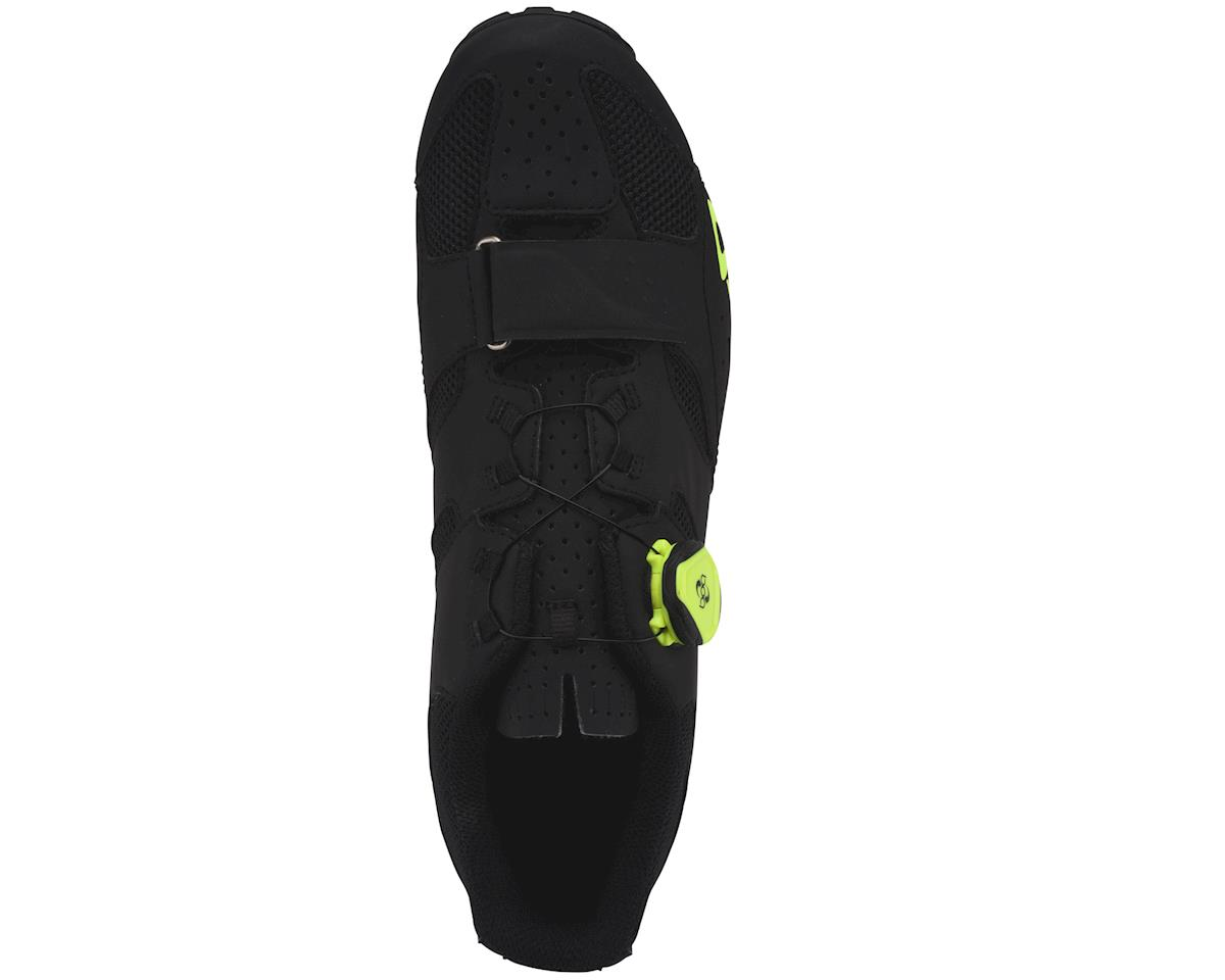 Image 2 for Giro Candidate Mountain Shoes (Black/Hivis Yellow)