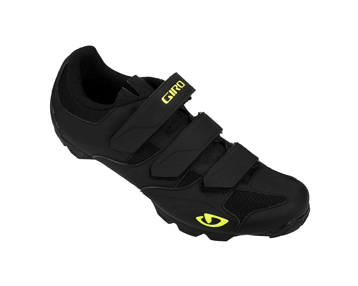 Image 1 for Giro Gradis II Mountain Shoes (Black/Hivis Yellow)