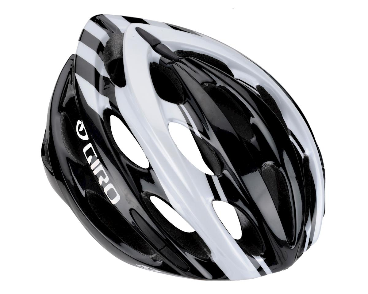 "Giro Prolight Road Helmet - Exclusive Colors (Black/White) (Large 23.25-24.75"")"