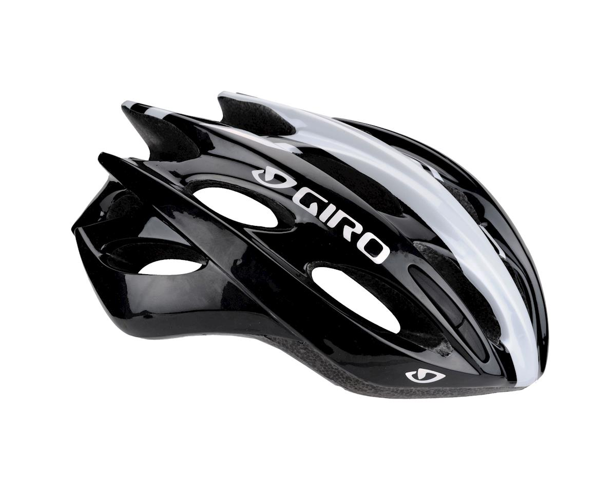 "Image 2 for Giro Prolight Road Helmet - Exclusive Colors (Black/White) (Large 23.25-24.75"")"