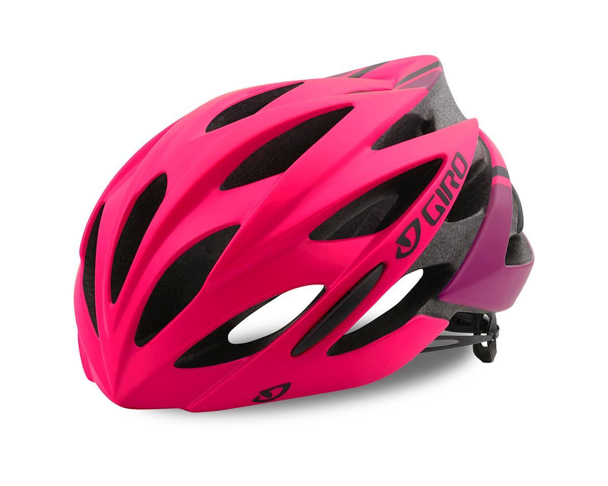 Giro Sonnet Women's Road Helmet (Bright Pink)