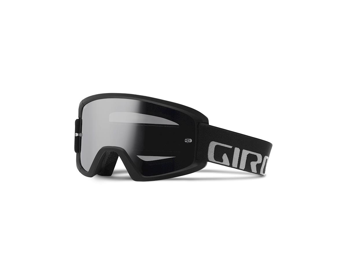Giro Tazz Mountain Goggles (Black/White) (Smoke/Clear Lens)