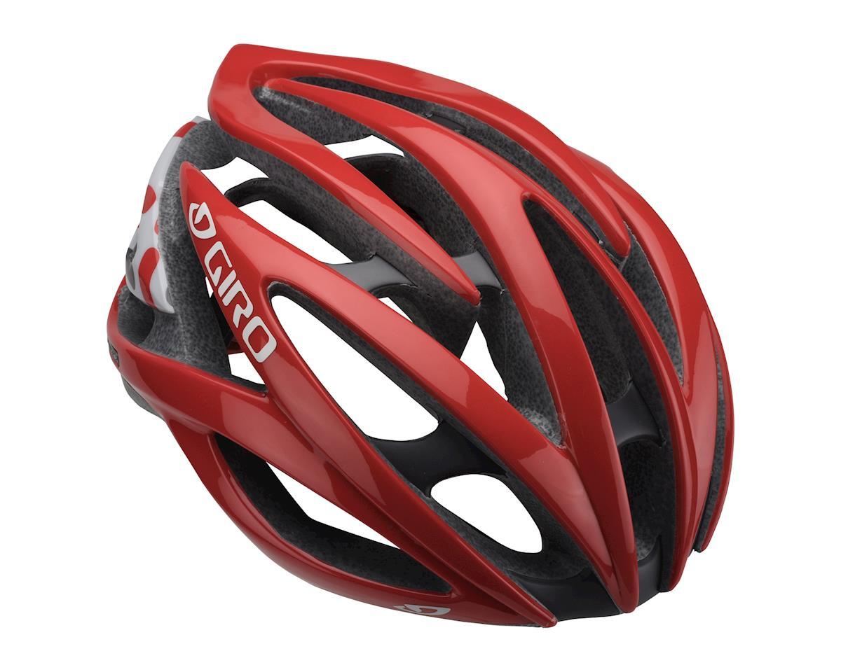 Giro Amare II Women's Helmet (Coral Red Squiggle)