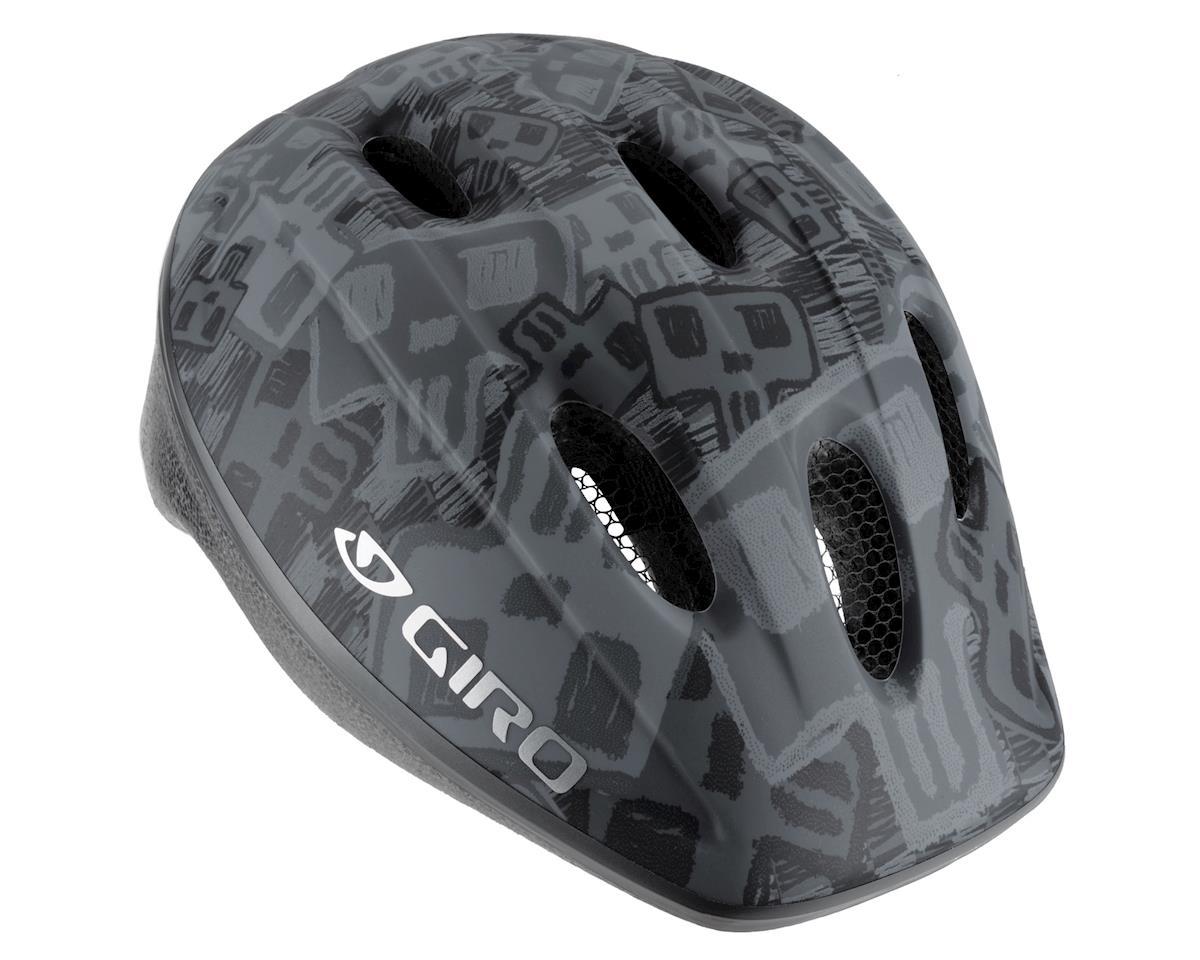 "Image 1 for Giro Rodeo Kids Helmet - Closeout (Mat Black/Ti Skulls) (Universal Child 19.75-21.75"")"