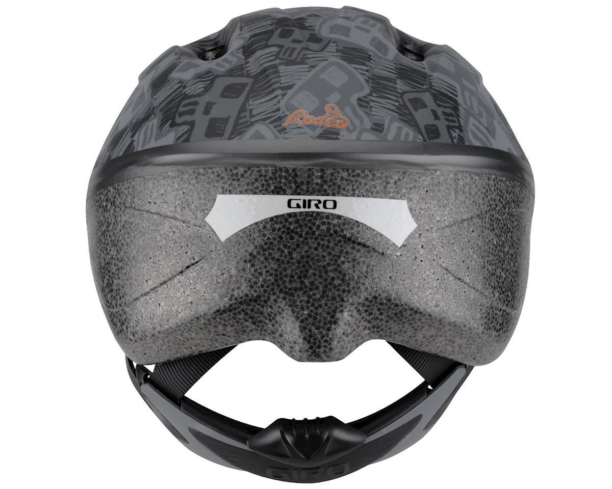 "Image 3 for Giro Rodeo Kids Helmet - Closeout (Mat Black/Ti Skulls) (Universal Child 19.75-21.75"")"