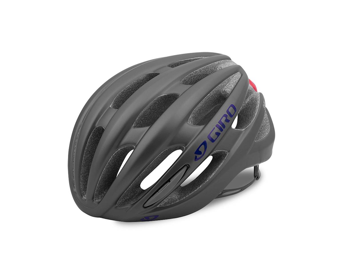 Image 1 for Giro Women's Saga Road Helmet - 2018 (Matte Titanium) (Medium)