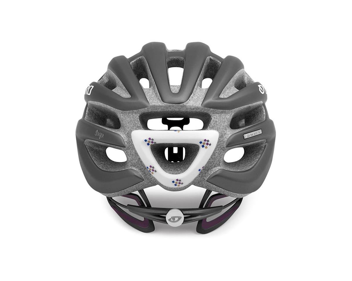 Image 2 for Giro Women's Saga Road Helmet - 2018 (Matte Titanium) (Medium)