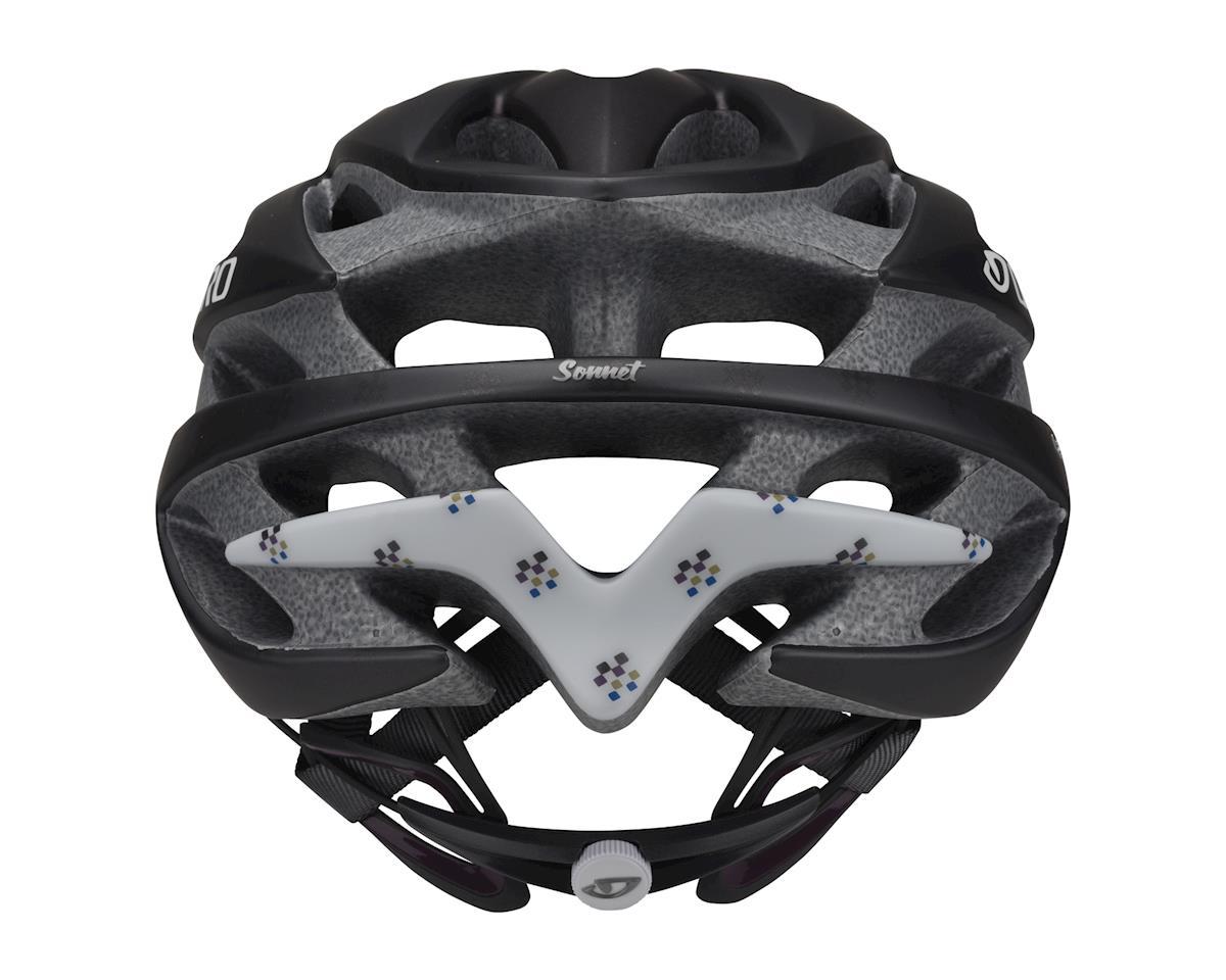 Image 3 for Giro Sonnet Women's Road Helmet (Orange Flame)