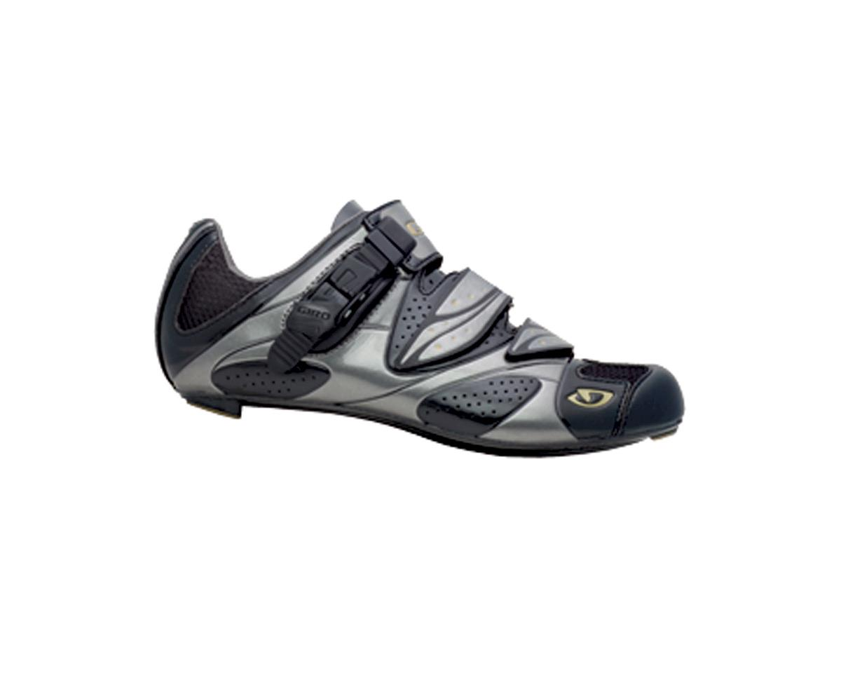 Giro Women's Espada Road Shoes - Closeout! (Black) (43)