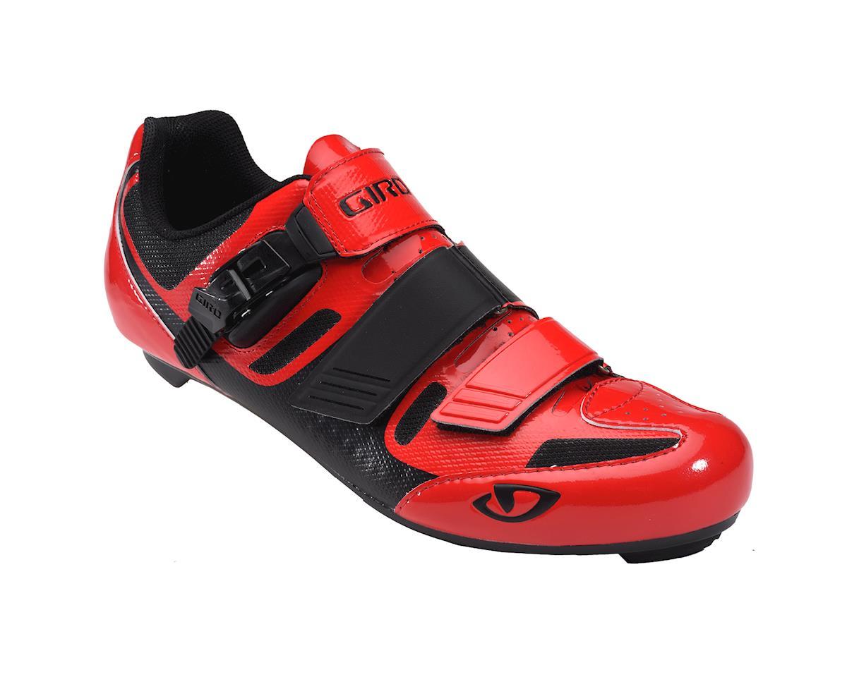 Giro Apeckx II Road Shoes (Bright Red/Black)