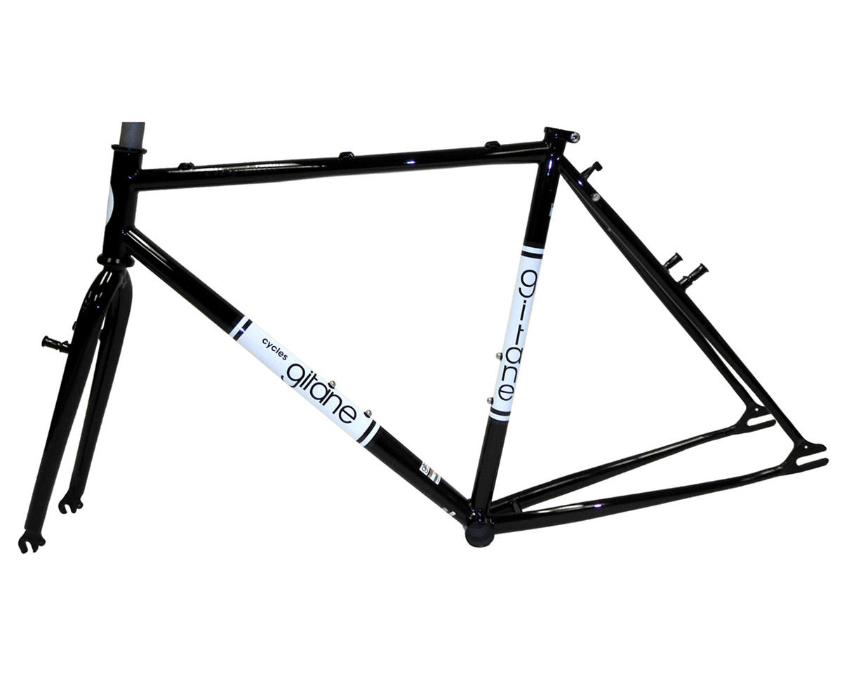 Cyclocross Single Speed Frameset
