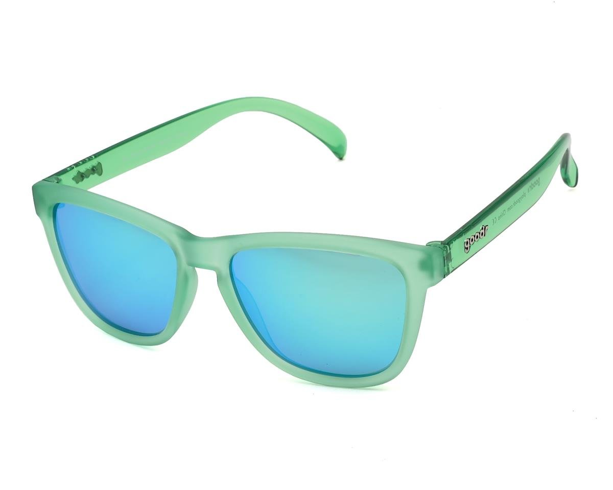 Goodr OG Sunglasses (Dat Dank Easter Basket Grass)