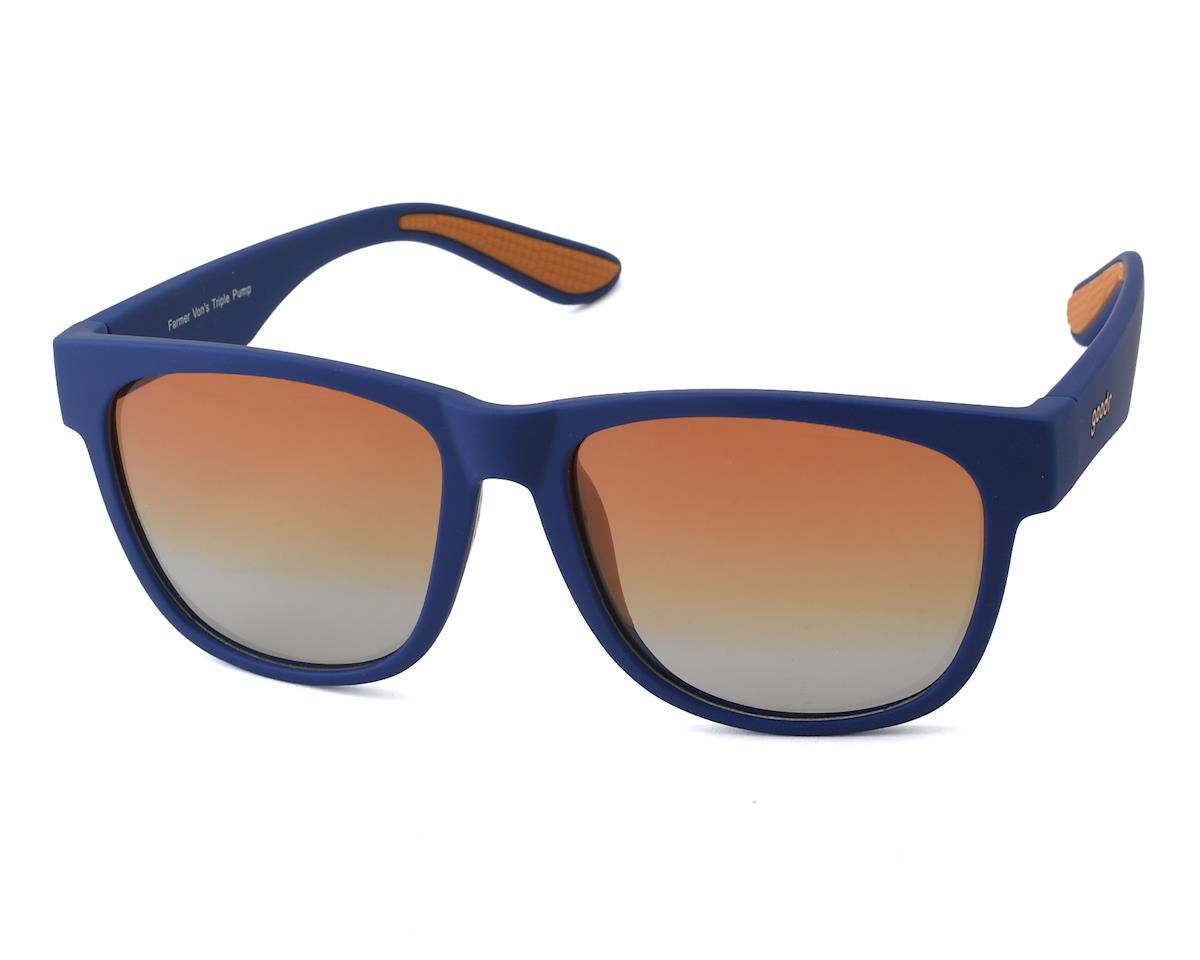 Goodr BFG Sunglasses (Farmer Von's Triple Pump)