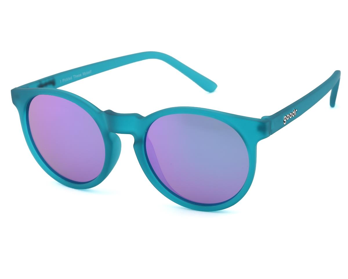Goodr Circle G Sunglasses (I Pickled These Myself)