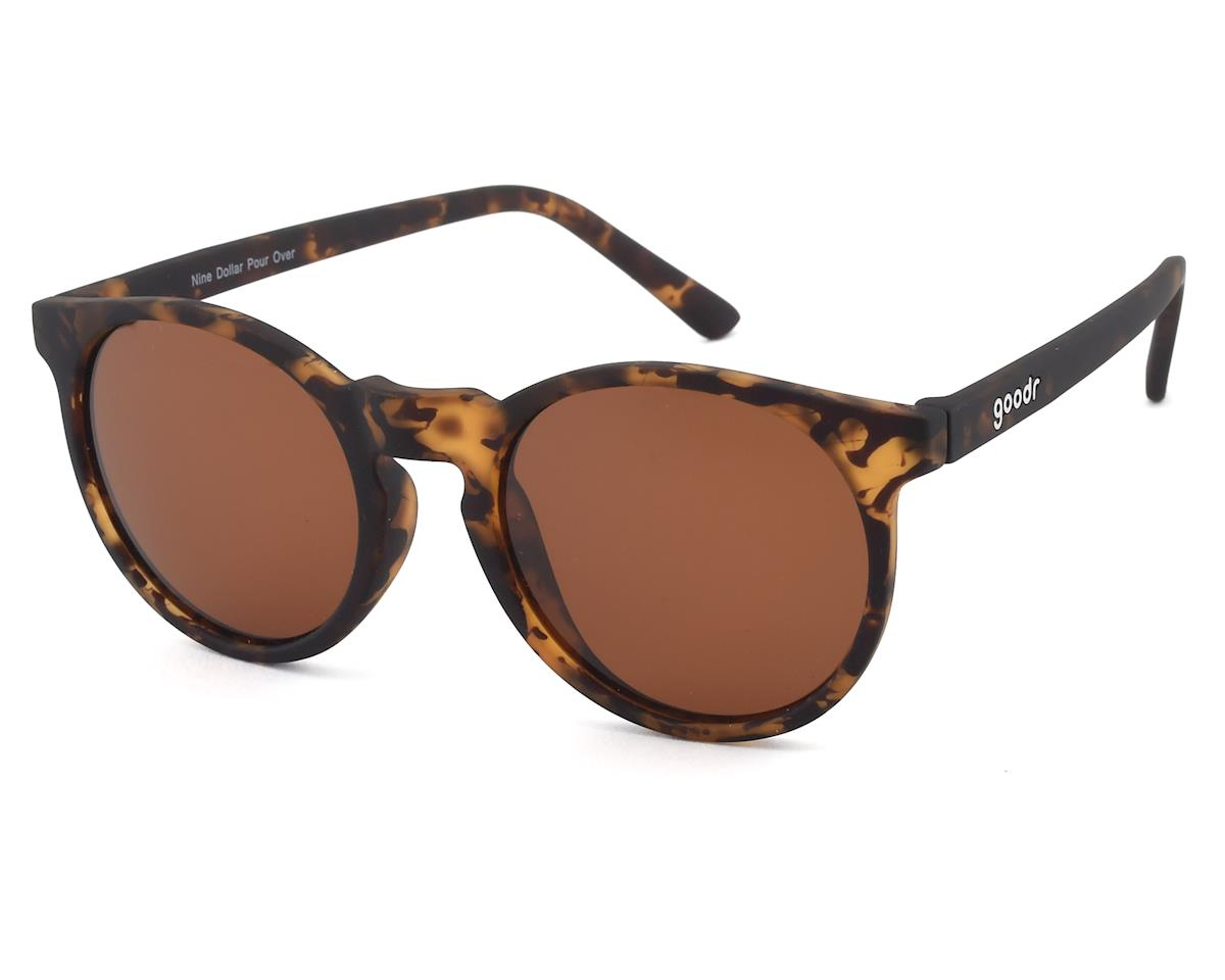 Goodr Circle G Sunglasses (Nine Dollar Pour Over)