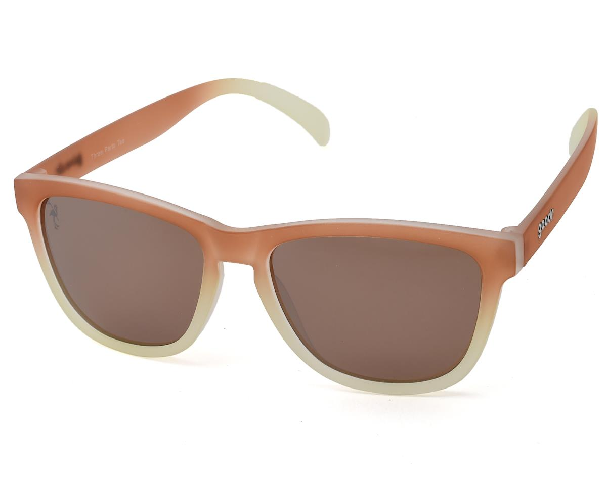 Goodr OG Bunker Bioptics Sunglasses (Three Parts Tee)
