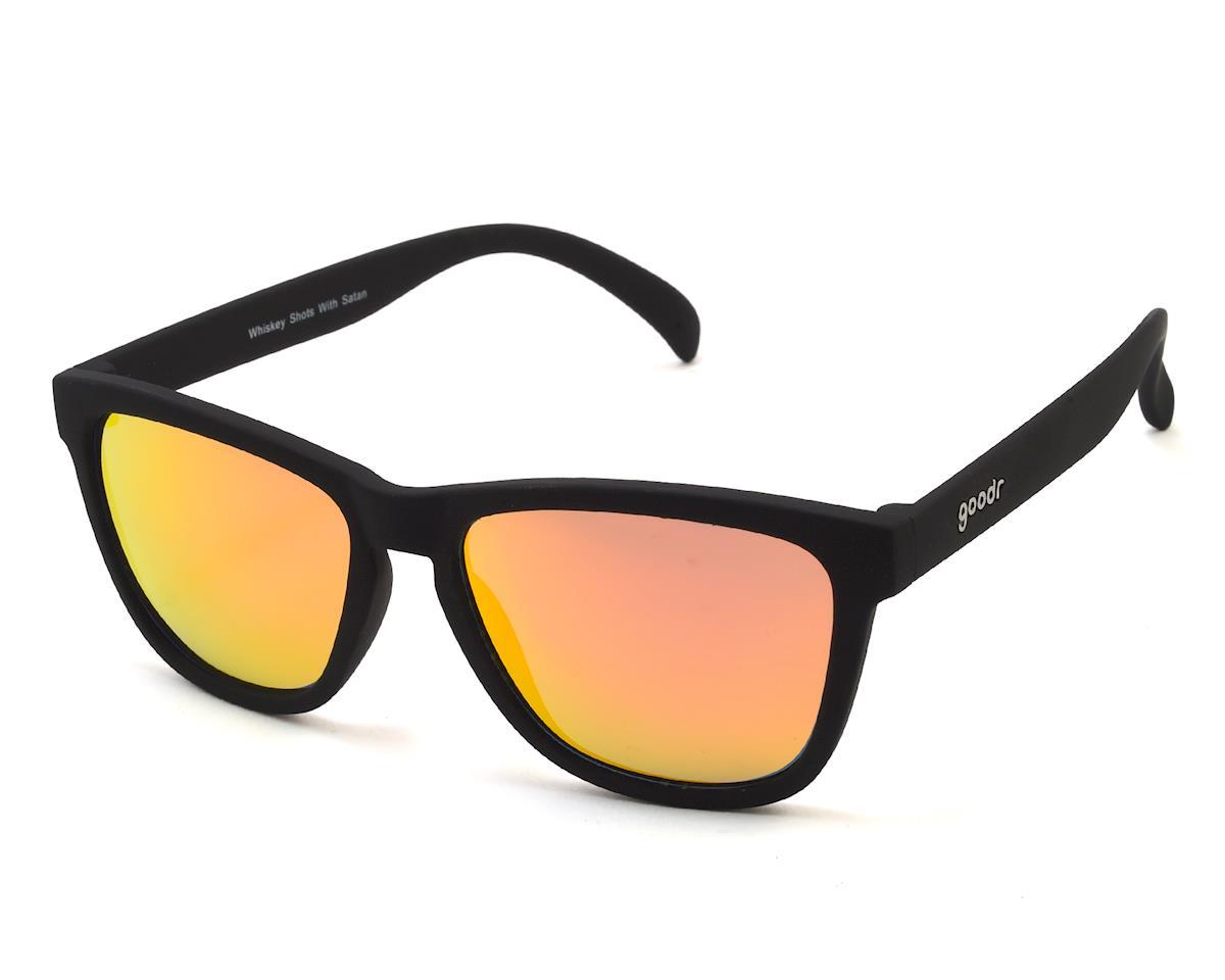 df651e097a7a Goodr OG Sunglasses (Whiskey Shots with Satan) [OG-BK-AM1] | Clothing -  AMain Cycling