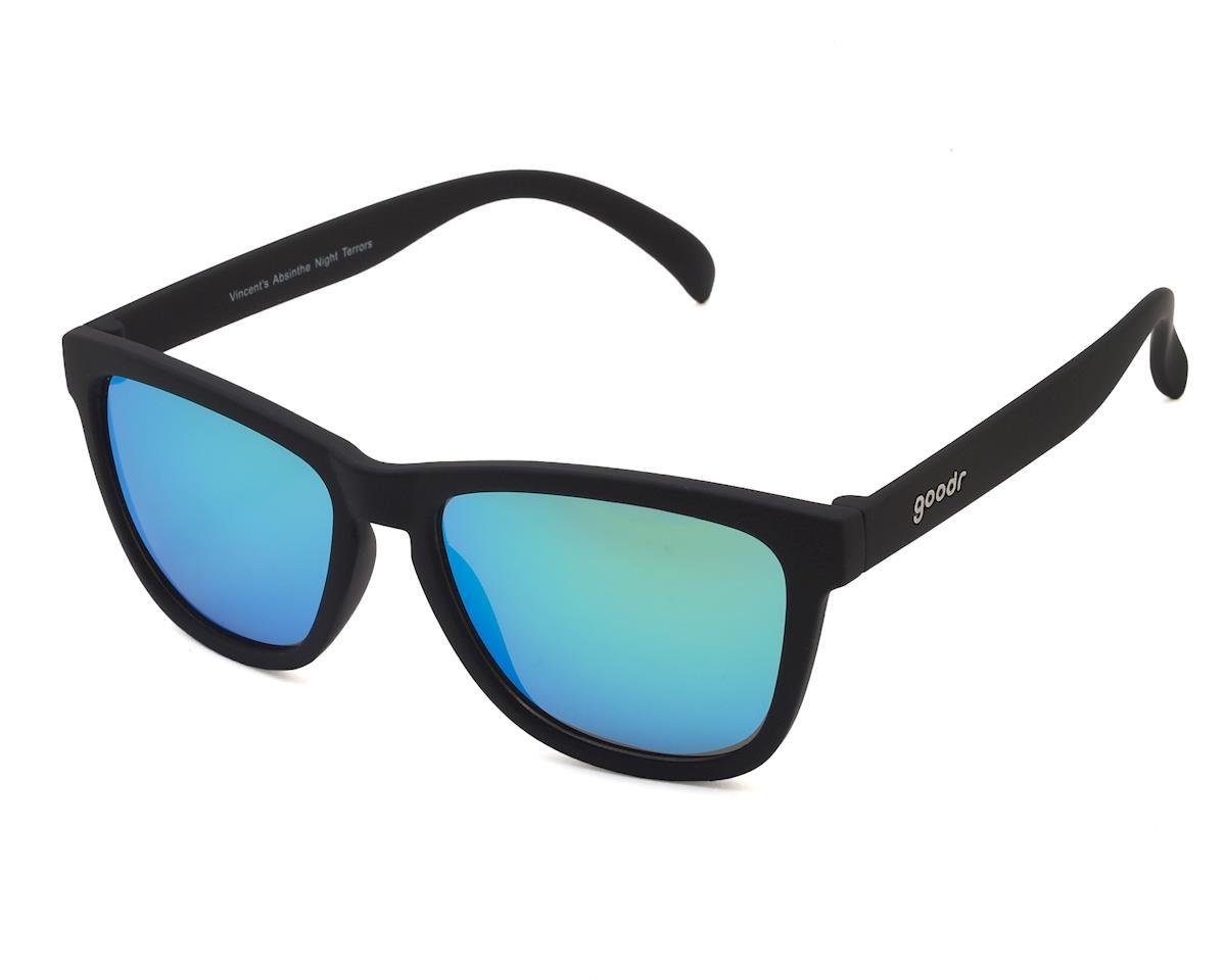 f71351cec9860 Goodr OG Sunglasses (Vincent s Absinthe Night Terrors)  OG-BK-TL1 ...