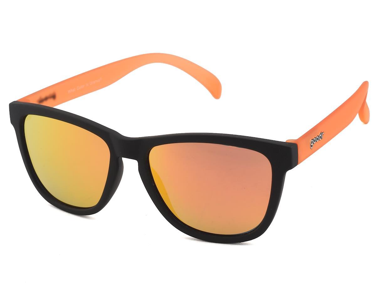 Goodr Interstellar Sun Repeller Sunglasses (What Color Is Uranus?)