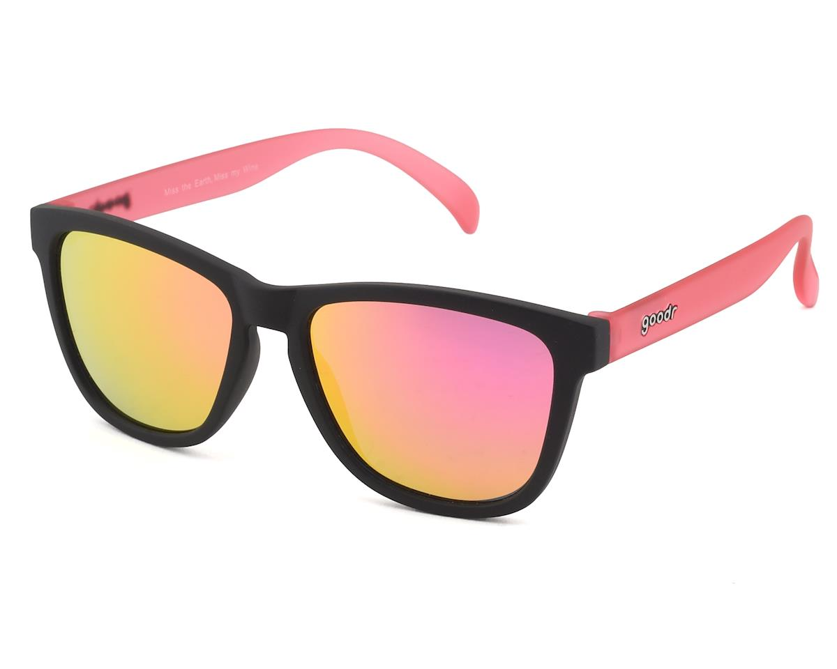Image 1 for Goodr Interstellar Sun Repeller Sunglasses (Miss The Earth, Miss My Wine)