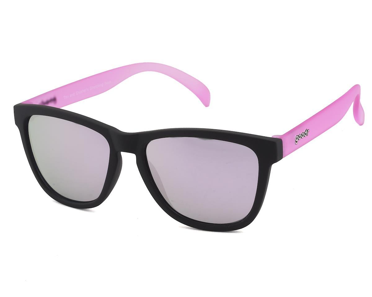 Goodr Interstellar Sun Repeller Sunglasses (Troi And Crusher's Stretching Sesh)