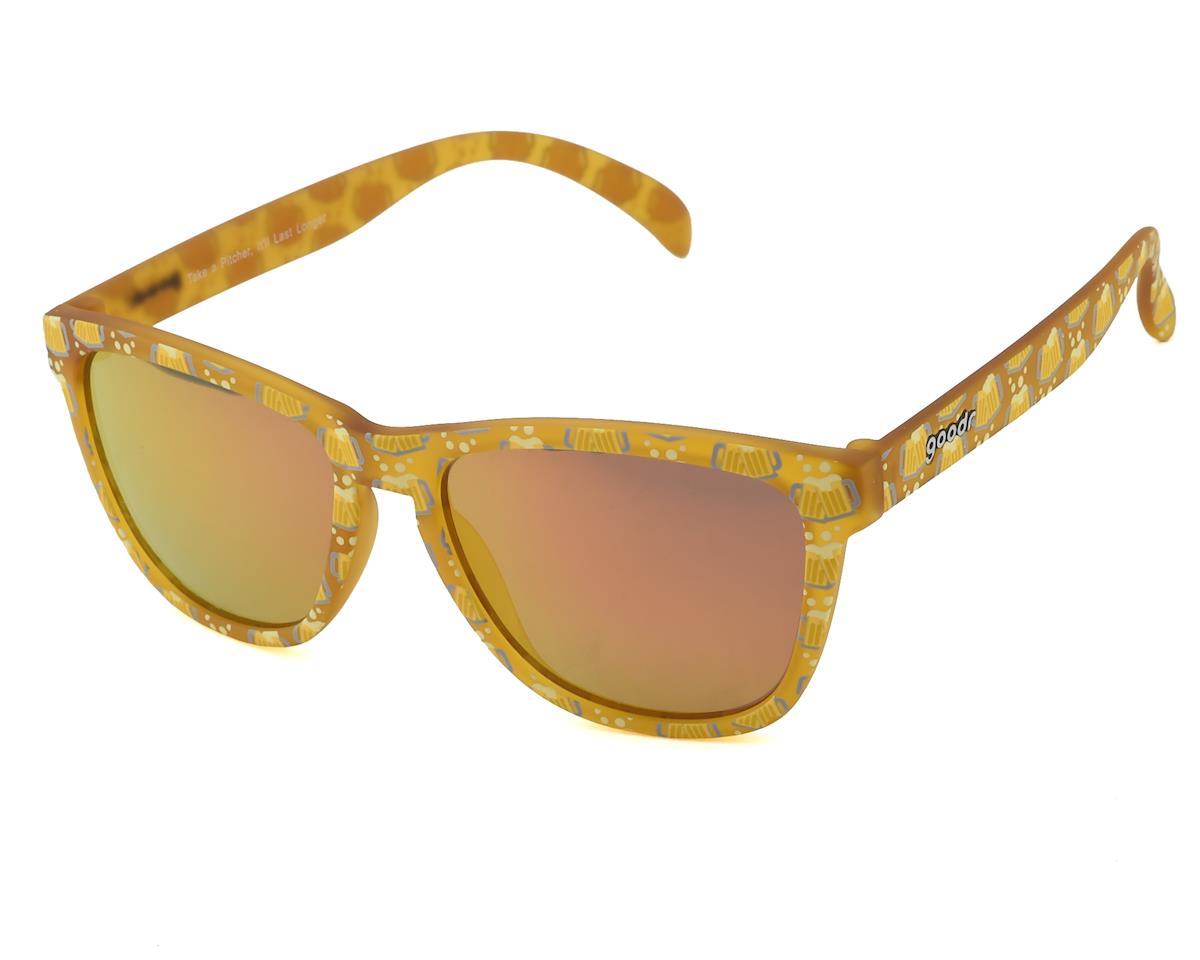 Goodr OG Sunglasses (Take A Pitcher, It'll Last Longer)