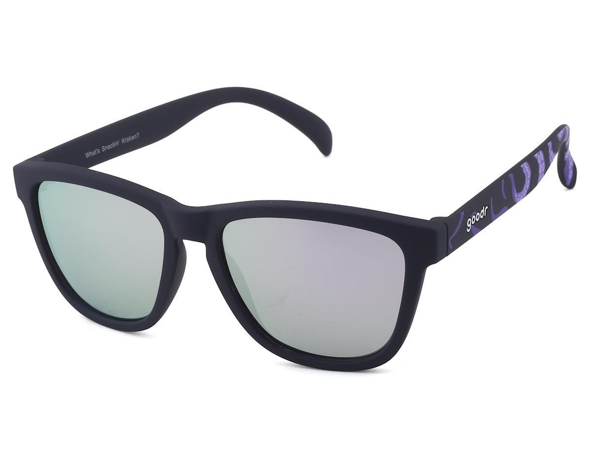 Goodr OG Sunglasses (What's Snackin' Kraken?)