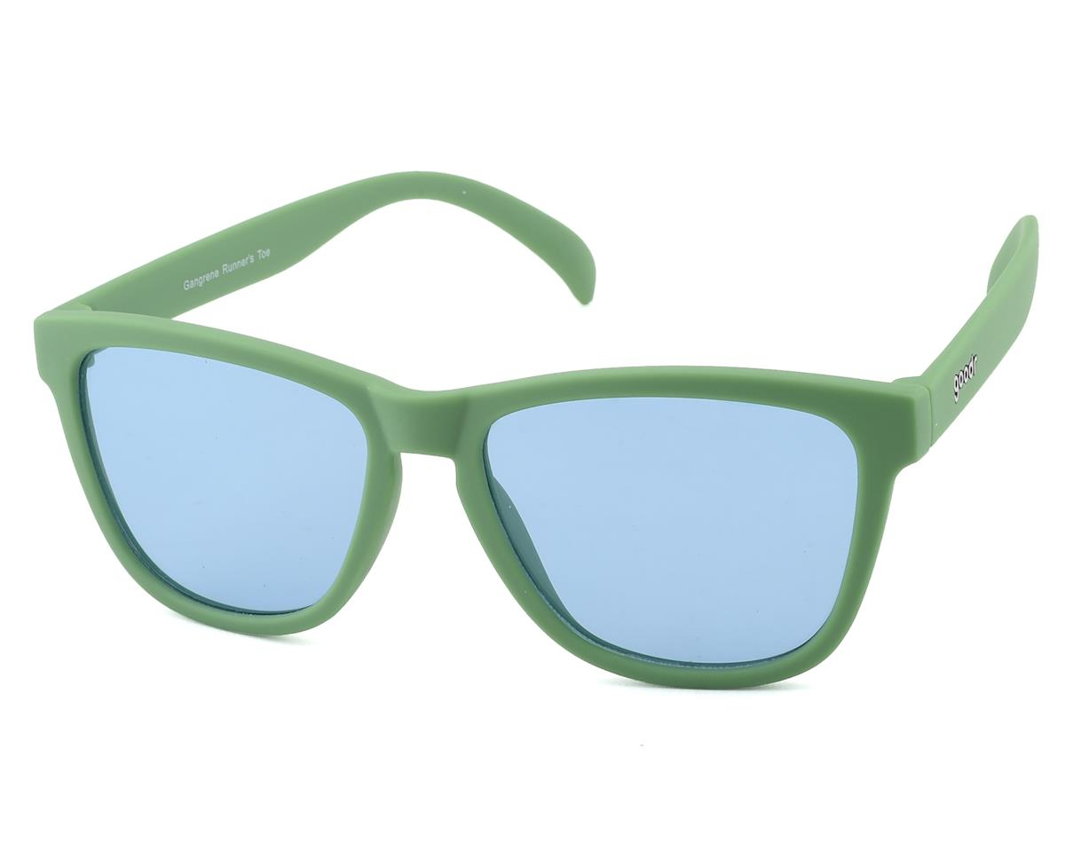 Goodr OG Sunglasses (Gangrene's Runner's Toe)