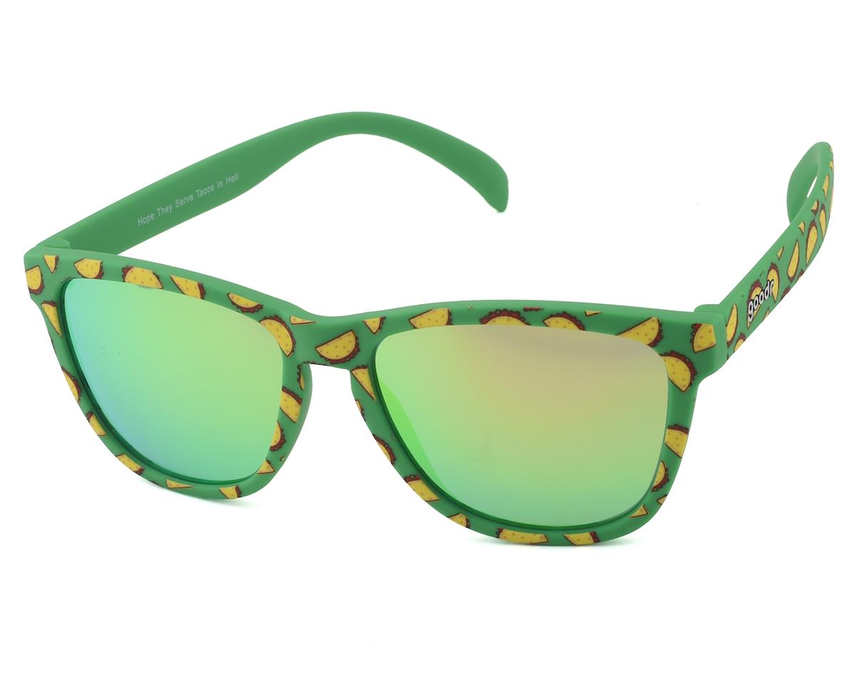 Goodr OG Sunglasses (Hope They Serve Tacos In Hell)