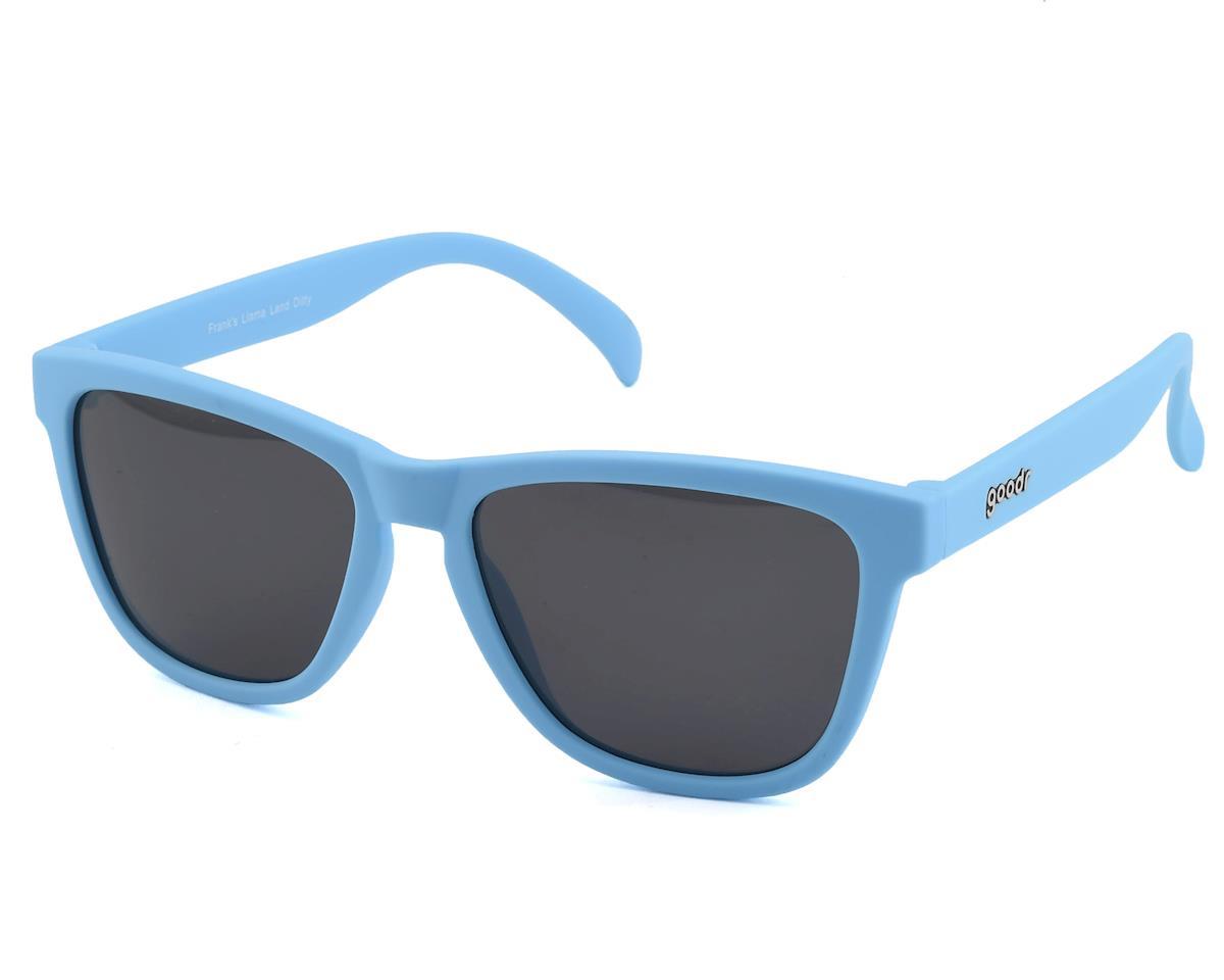 9c485c69284 Goodr OG Sunglasses (Frank s Llama Land Ditty)  OG-LB-NRBK1 ...