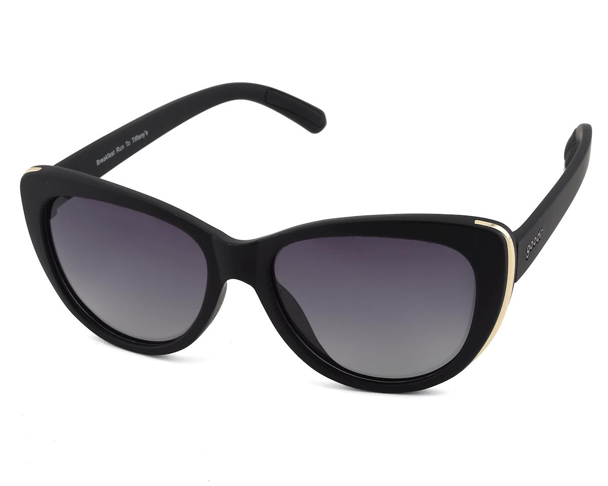 0ed4fabba9c Goodr Runway Sunglasses (Breakfast Run to Tiffany s)  RG-BK-BK1 ...