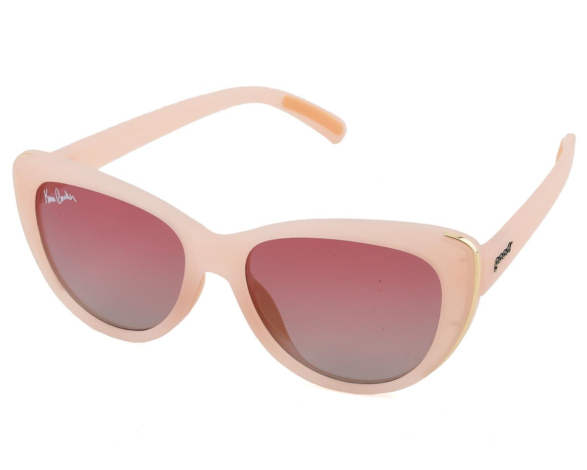 Goodr Runway Sunglasses (Stop And Smell The Rosé)