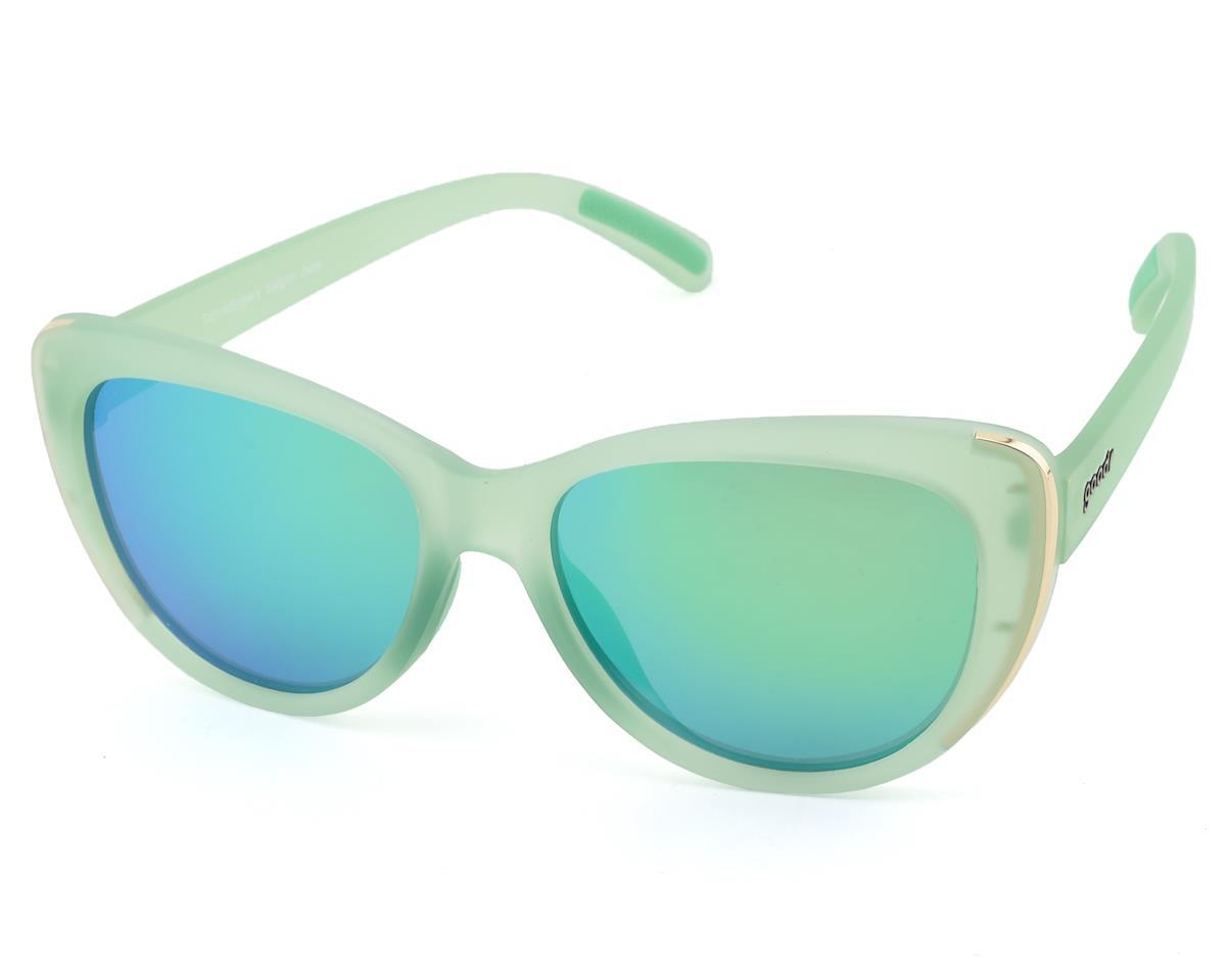 Goodr Runway Sunglasses (Schrodinger's Saigon Jade)