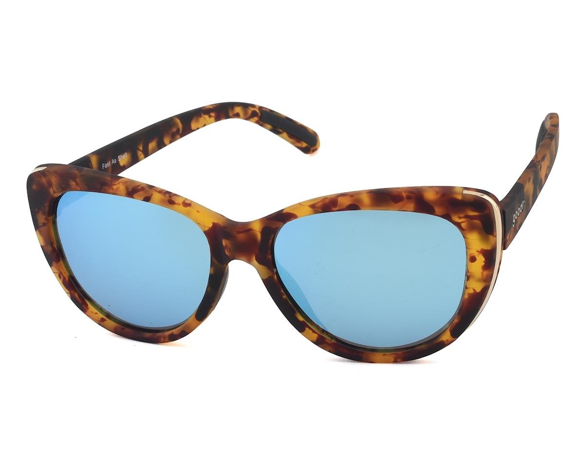 Goodr Runway Sunglasses (Fast As Shell)