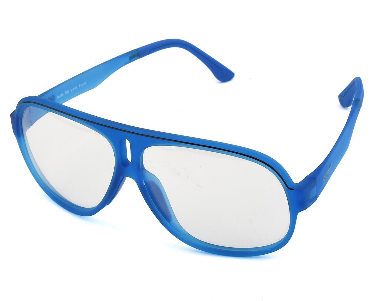 Goodr Super Fly Sunglasses (Jorts For Your Face)